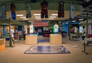wrestlingmart showroom