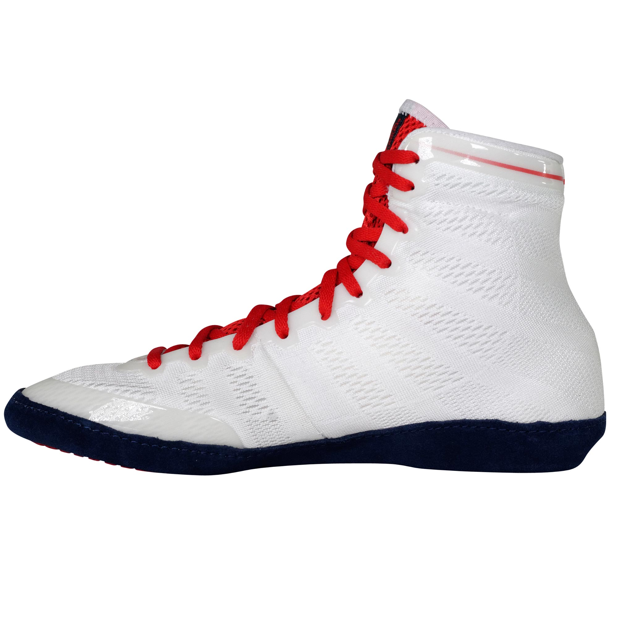 separation shoes 0f712 fa329 Adidas AdiZero Varner White Red Navy ...