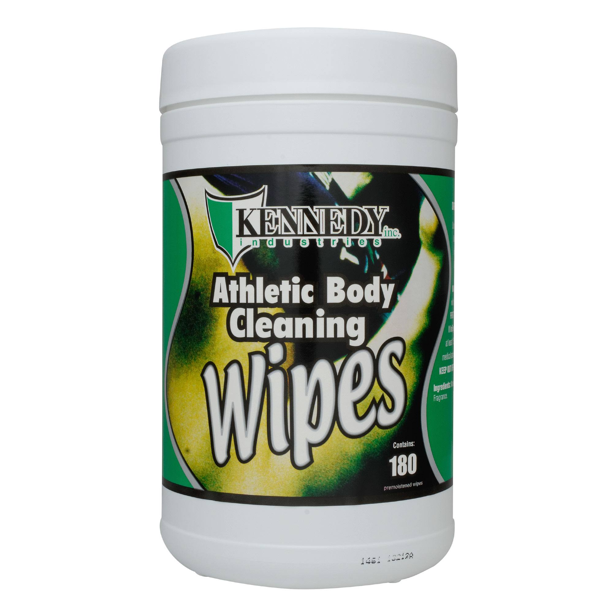 Kennedy Athletic Body Cleaning Wipes Personal Cleaning