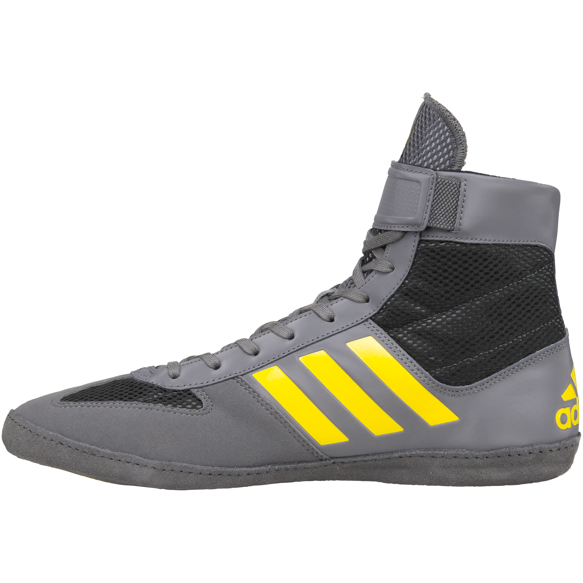 new concept cfd62 2fbde ... Combat Speed 5 Grey Yellow Black frontAdidas Combat Speed 5 Grey Yellow  Black backAdidas Combat Speed 5 Grey Yellow Black soleAdidas Combat Speed 5  Grey ...