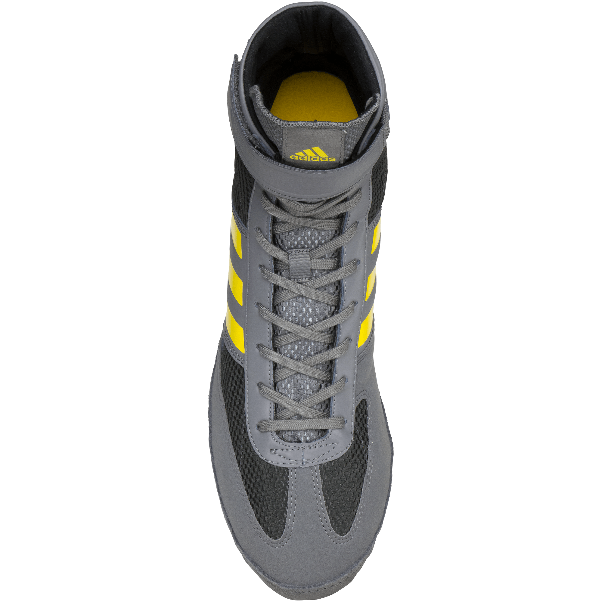 Adidas Combat Speed 5 Grey Yellow Black mainAdidas Combat Speed 5 Grey  Yellow Black insideAdidas Combat Speed 5 Grey Yellow Black frontAdidas  Combat Speed 5 ... f1a73253d