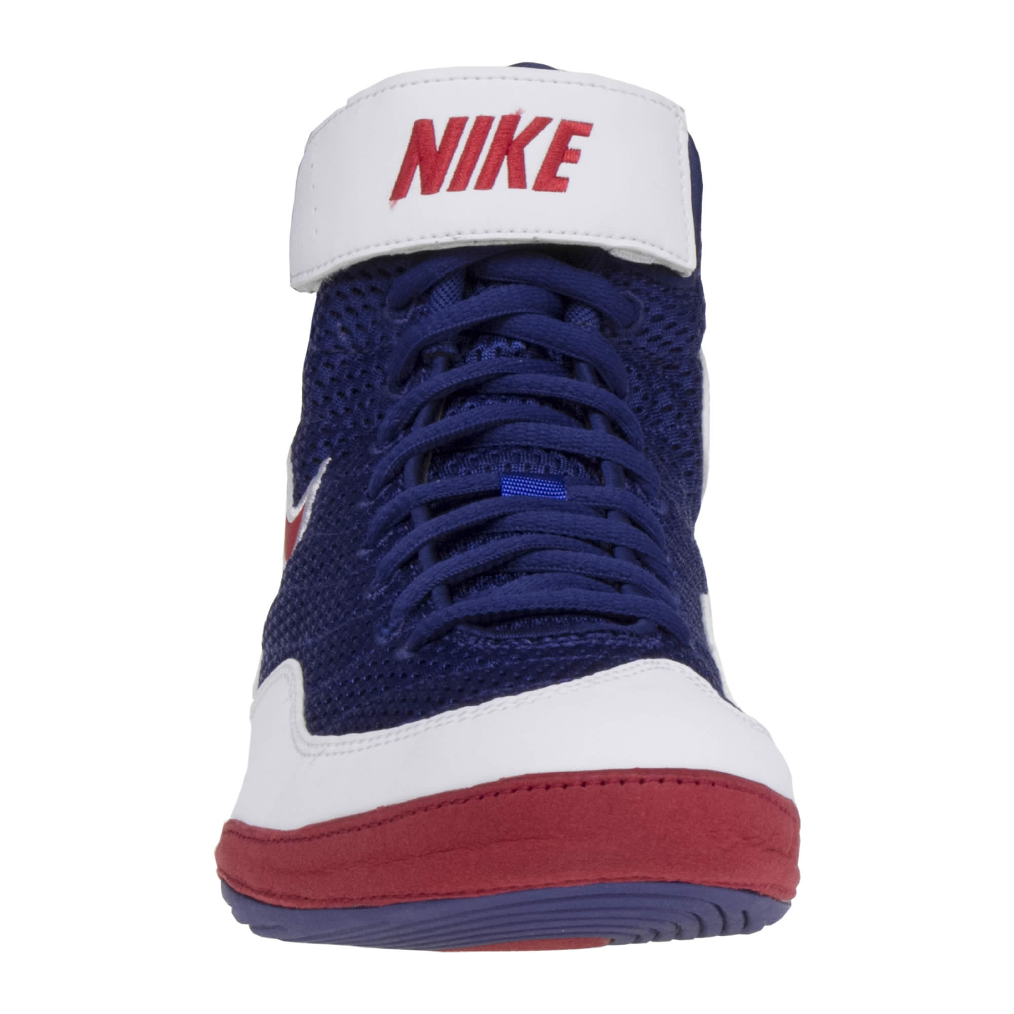 6db8e8bc5fae86 ... Inflict 3 Royal Blue Red White backNike Inflict 3 Royal Blue Red White  sole