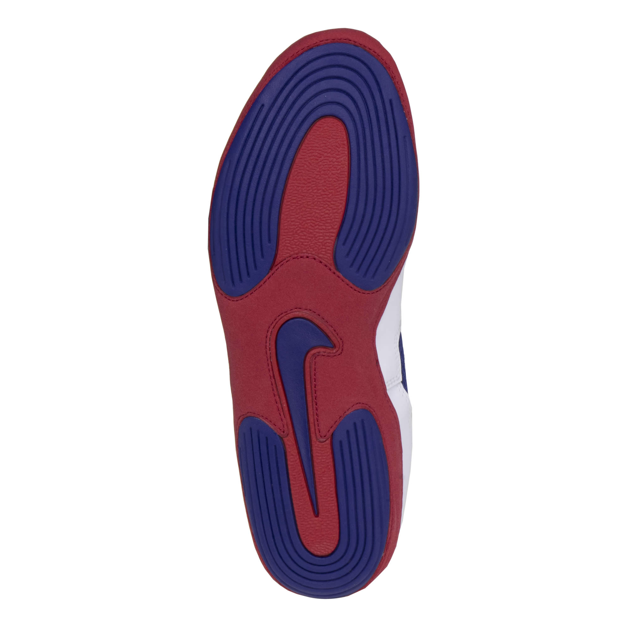9a85bea51a3280 ... Inflict 3 Royal Blue Red White sole