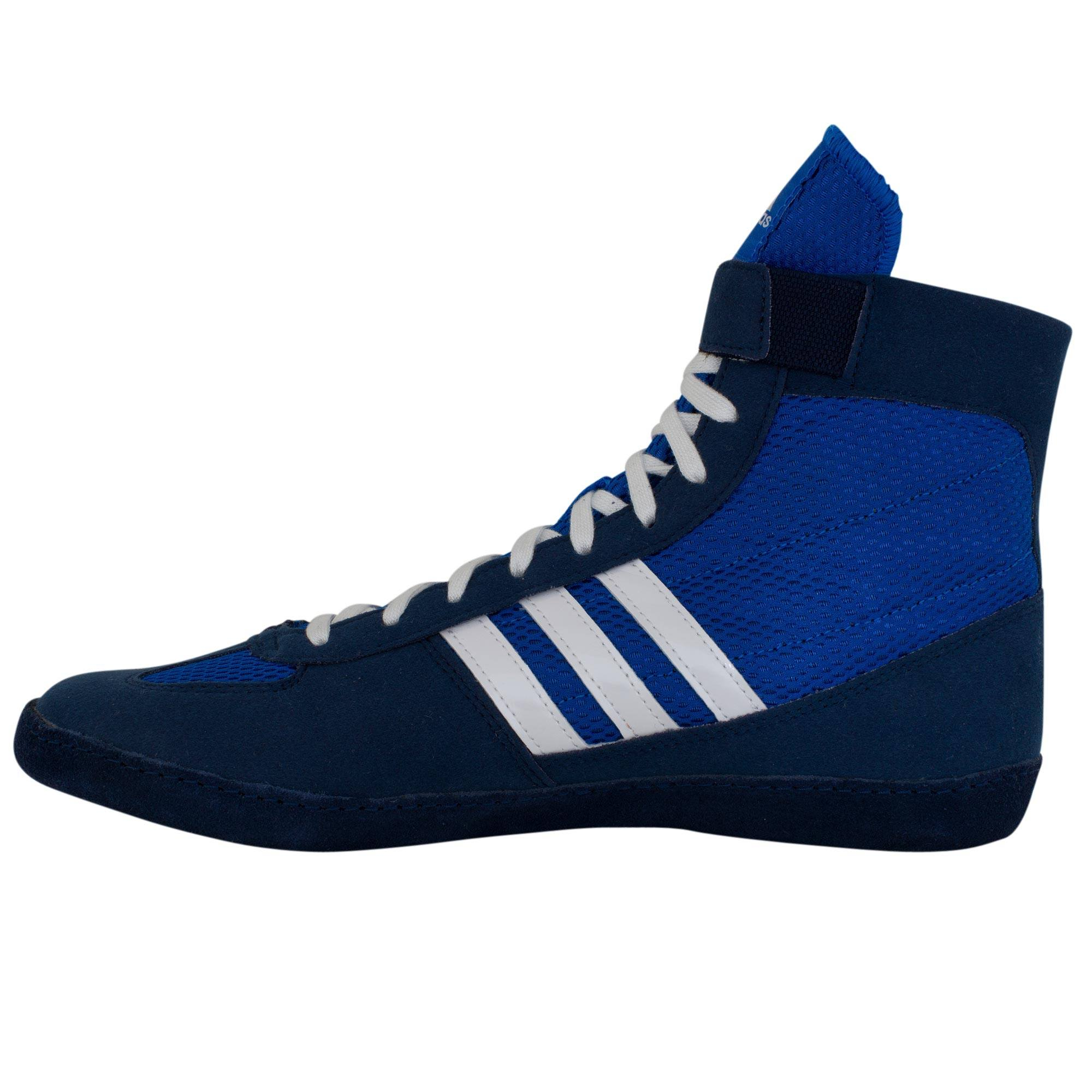 ... outsideAdidas Combat Speed 4 Navy Royal Blue White ... 226af68b7