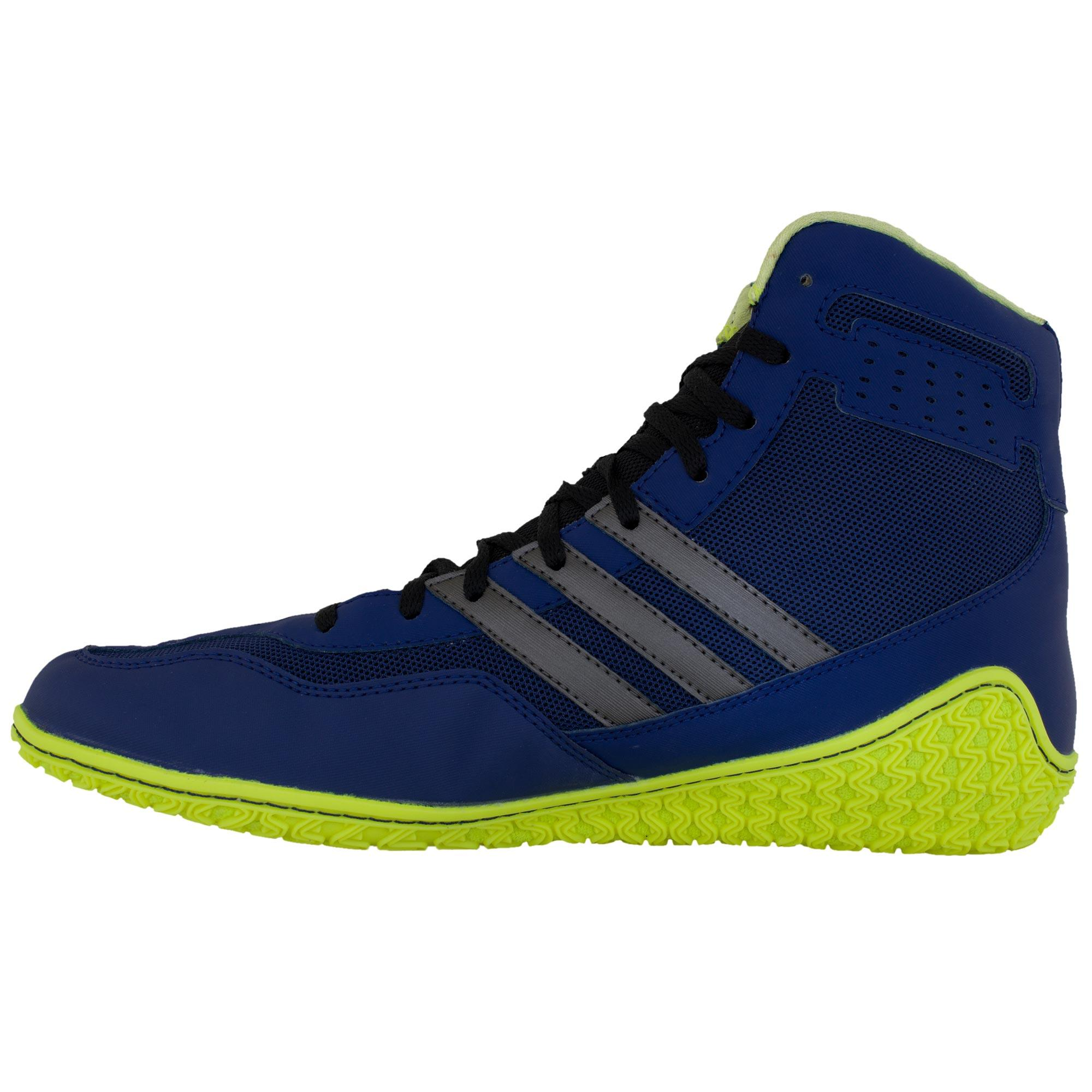 ... Mat Wizards Navy Lime Green frontAdidas Mat Wizards Navy Lime Green back Adidas Mat Wizards Navy Lime Green sole
