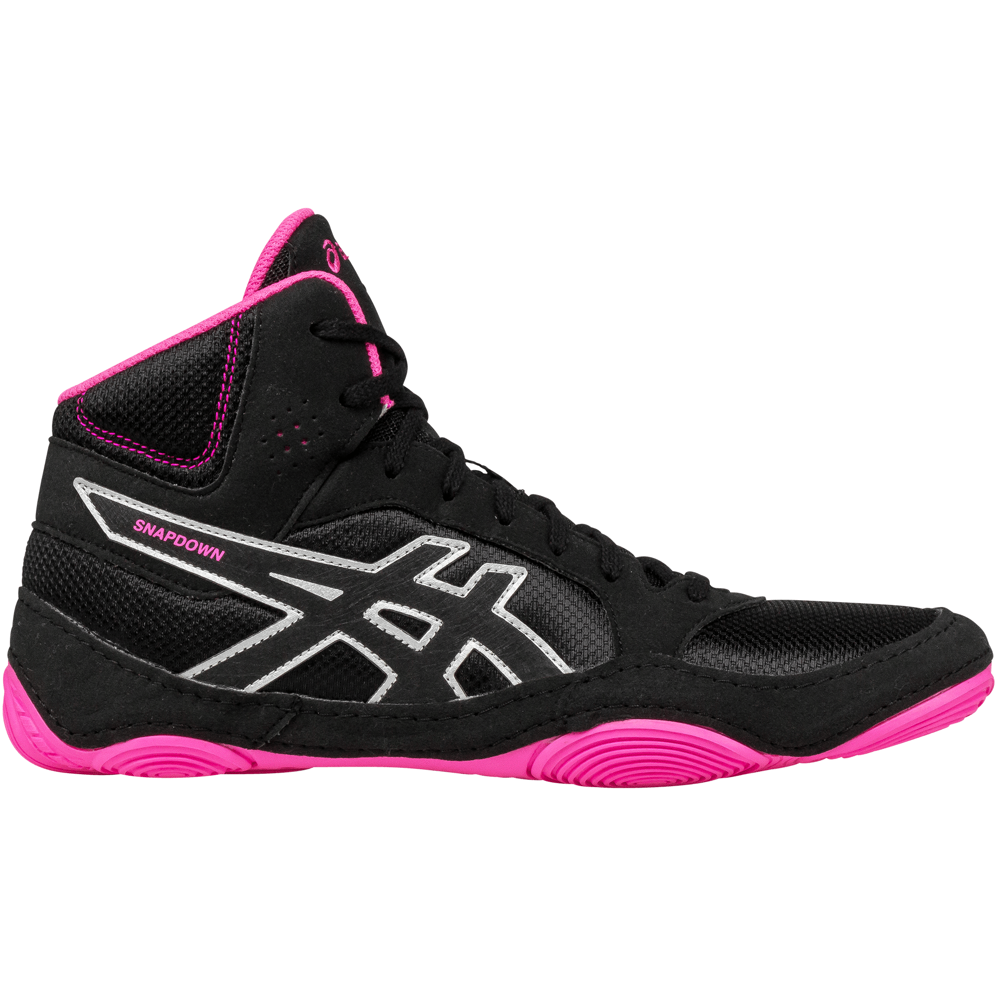 Asics Snapdown 2 Pink Wrestling Shoes