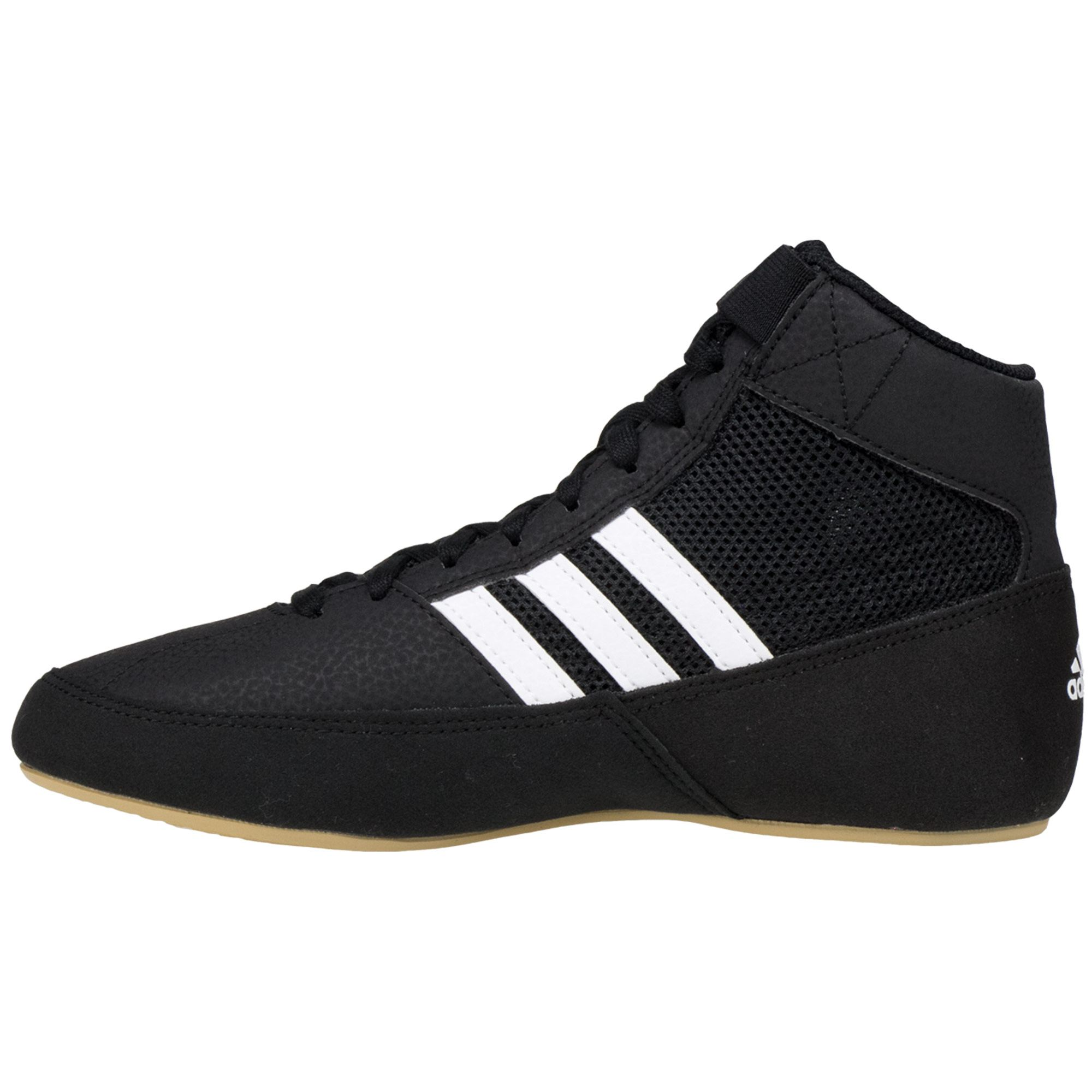 online retailer da496 93c48 greece adidas g96983 hvc wrestling shoes mens size 7 black white ebay e2e57  c7347  clearance mainadidas hvc 2 adult black white beige 7e580 95d5b