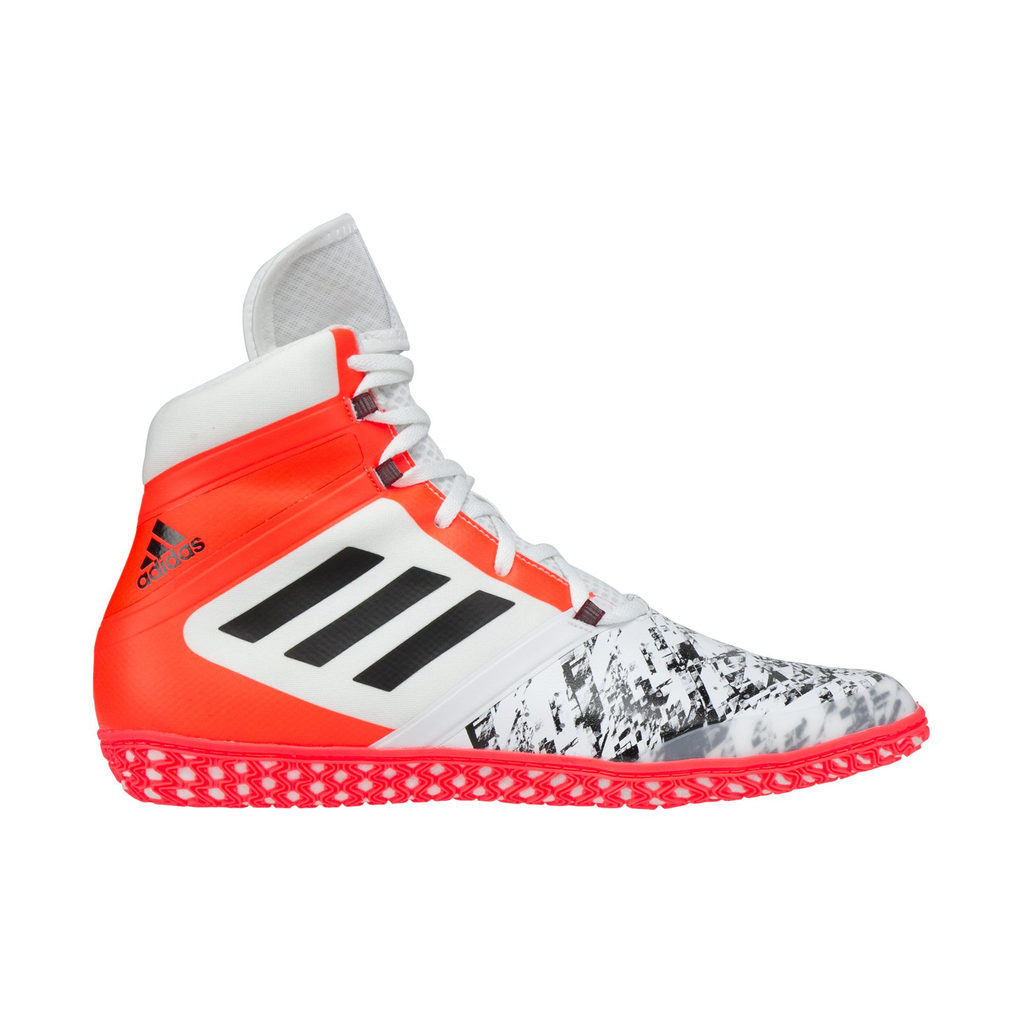 197de514c7b1 Adidas Impact White Black Orange ...