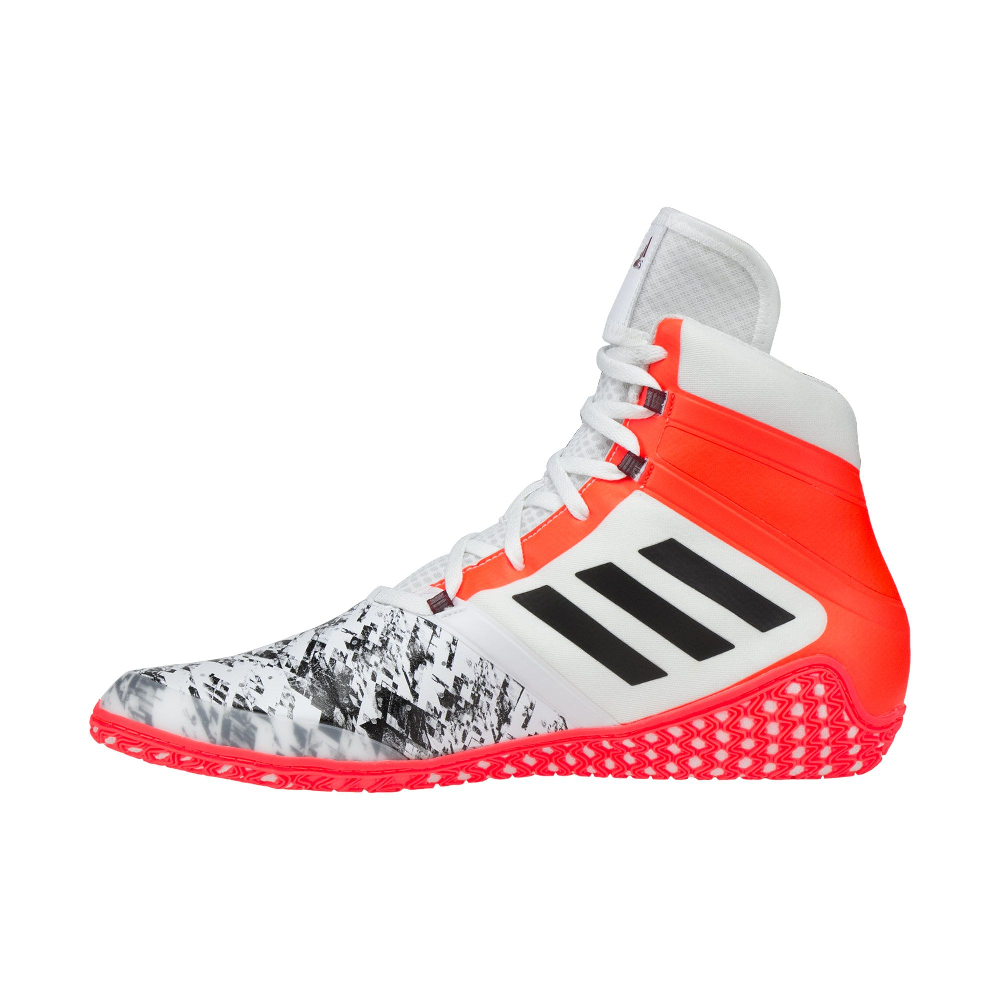 79918ca7128 ... Impact White Black Orange frontAdidas Impact White Black Orange backAdidas  Impact White Black Orange sole