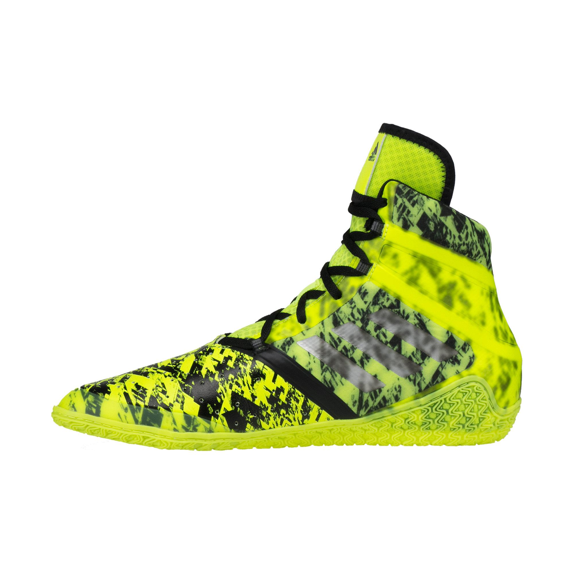 f9b7c995fcb1 clearance yellow adidas wrestling shoes c6f35 b02d2