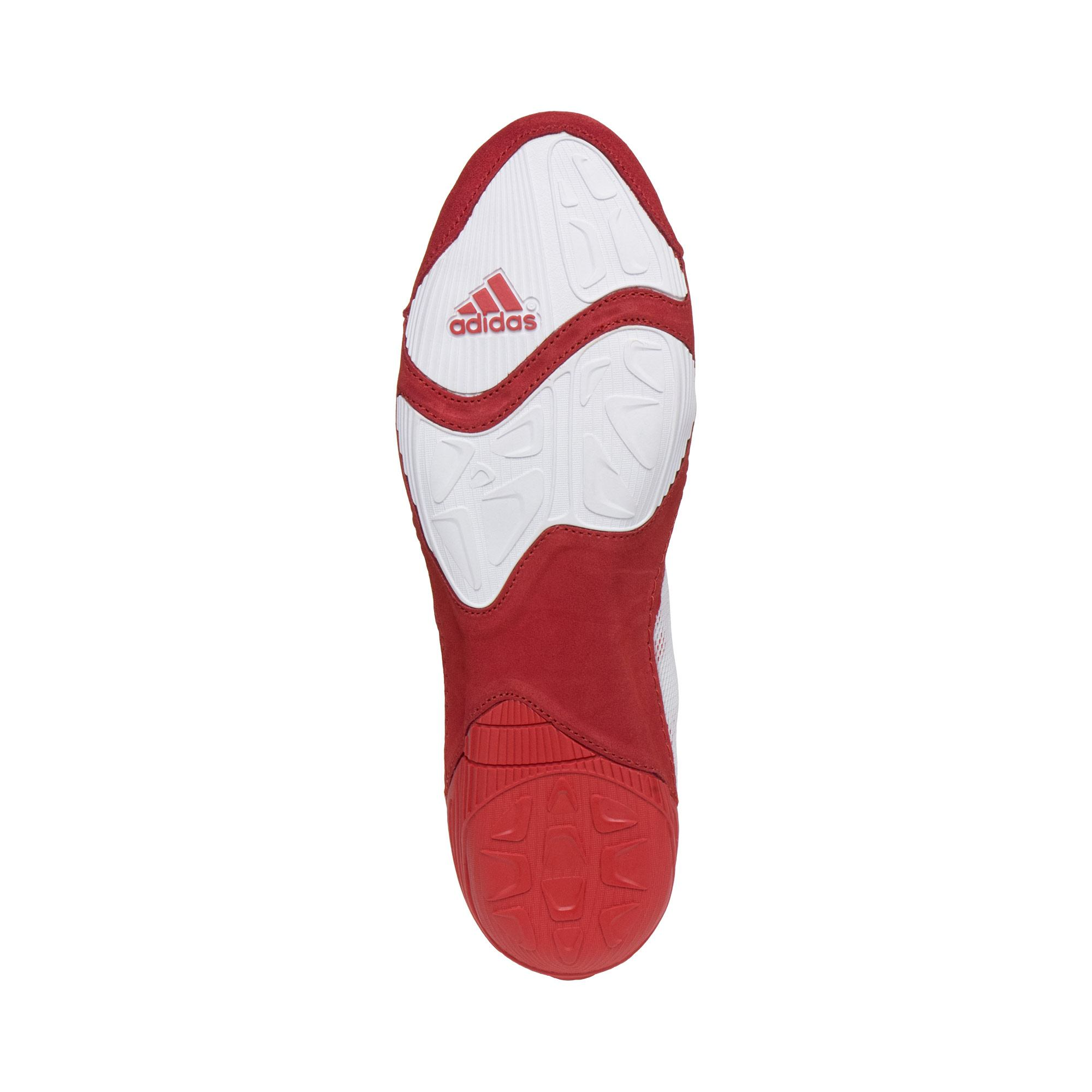... backAdidas Pretereo 3 Red Silver White sole 0f70138e6