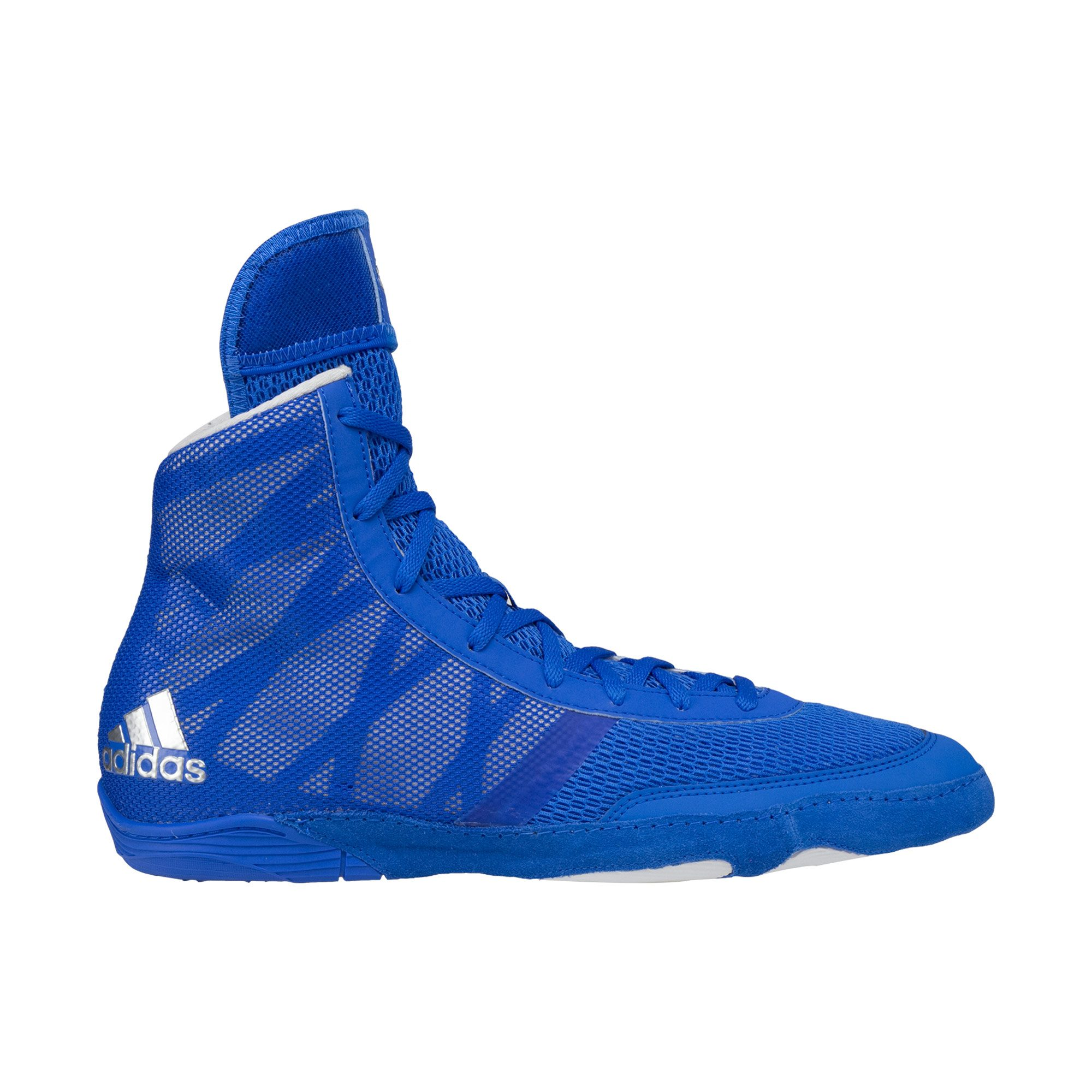 Adidas Pretereo 3 Royal Blue Silver White ... 6fdf36814