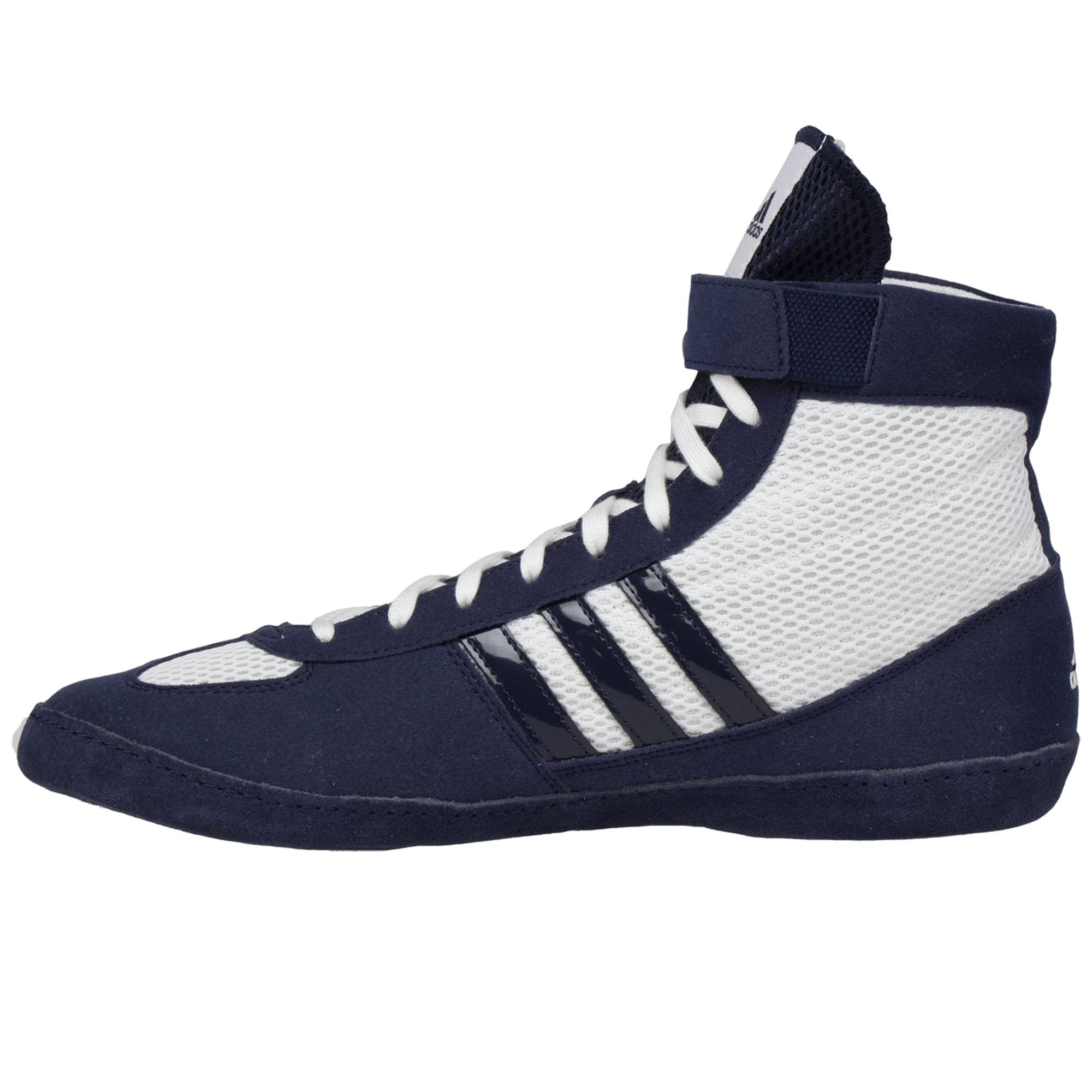 innovative design 7f381 ad151 ... Combat Speed 4 Youth White Navy White frontAdidas Combat Speed 4 Youth  White Navy White backAdidas Combat Speed 4 Youth White Navy White sole