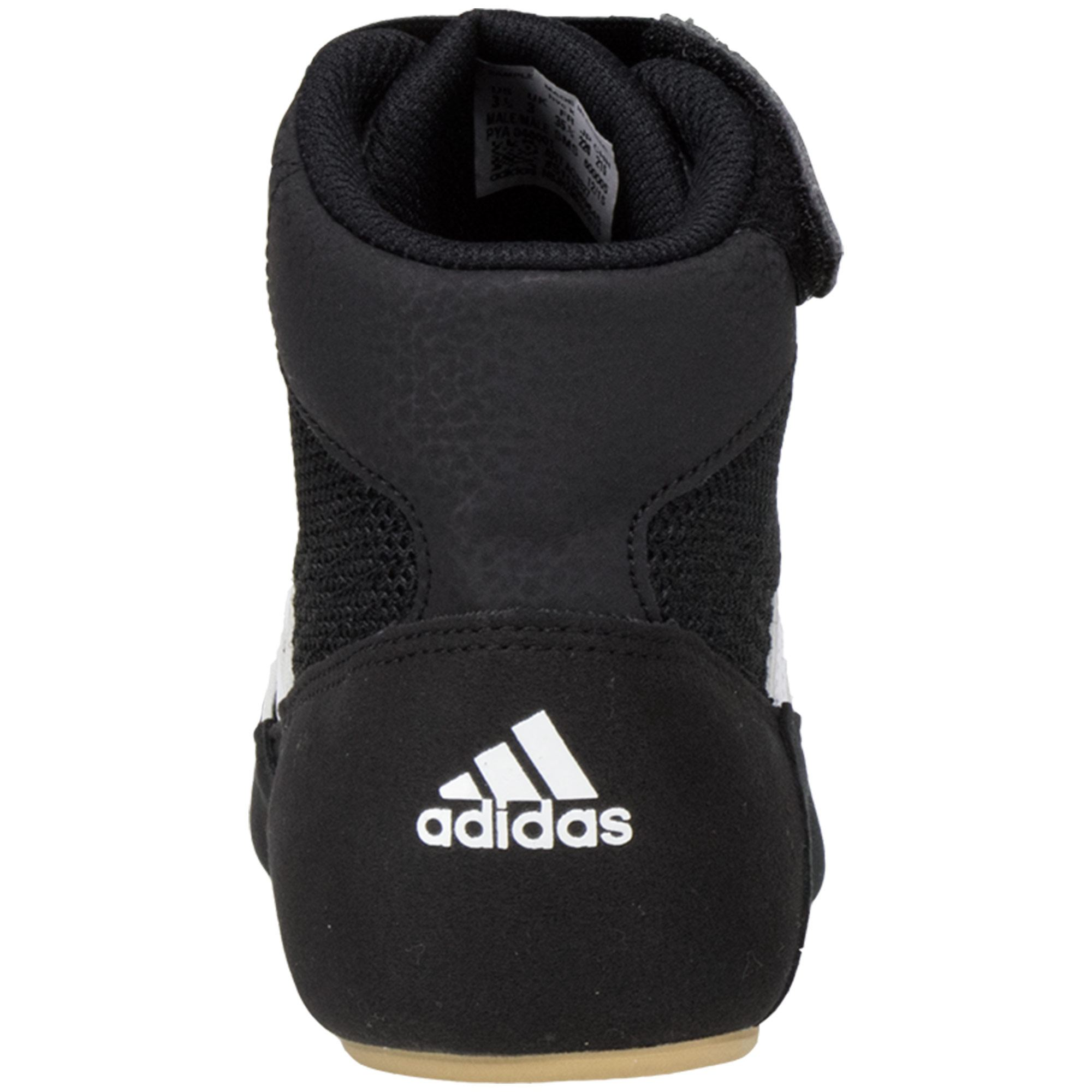 569c94efe45d58 ... insideAdidas HVC 2 Youth Laced Black White Beige ...