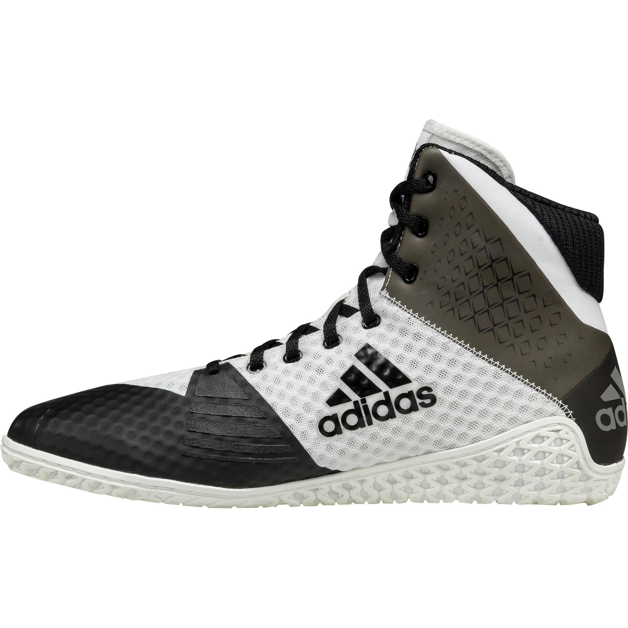 e804fe99390 ... Mat Wizard 4 White Black Brown frontAdidas Mat Wizard 4 White Black  Brown backAdidas Mat Wizard 4 White Black Brown soleAdidas Mat Wizard 4  White Black ...