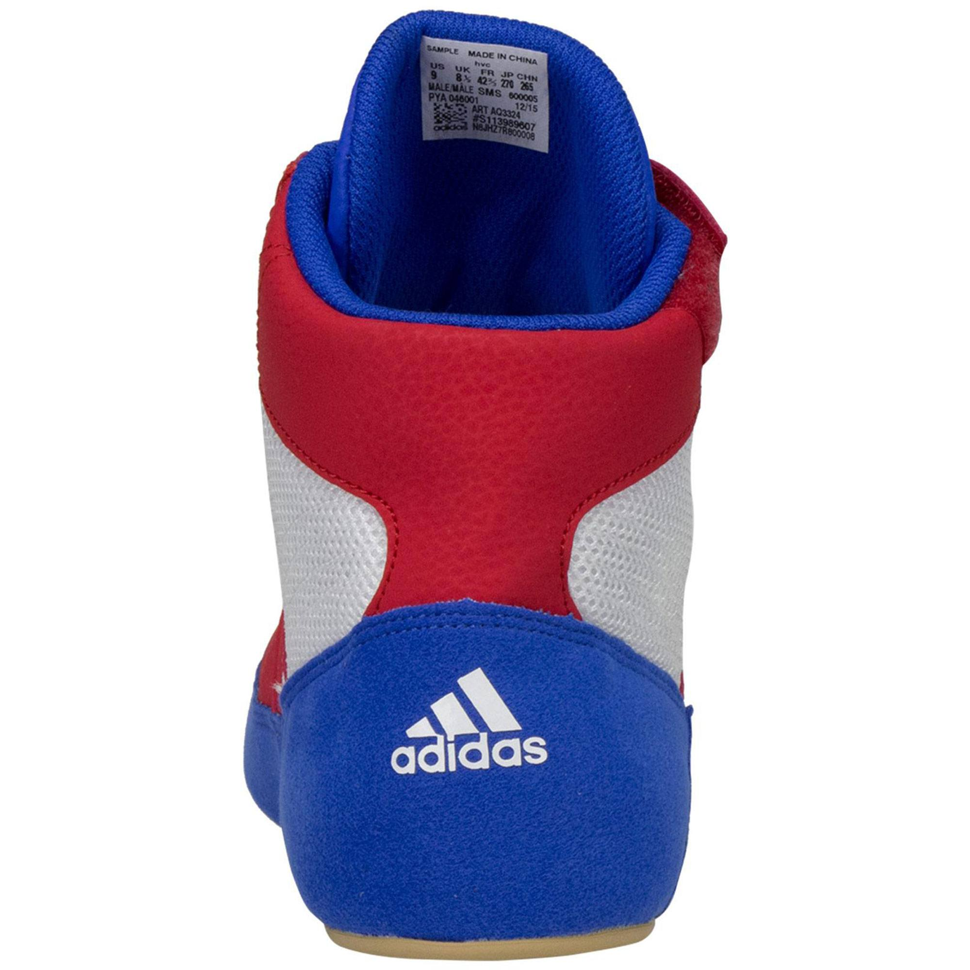 062e9a8b7ca697 ... insideAdidas Laced Youth Hvc 2 Blue Red White ...