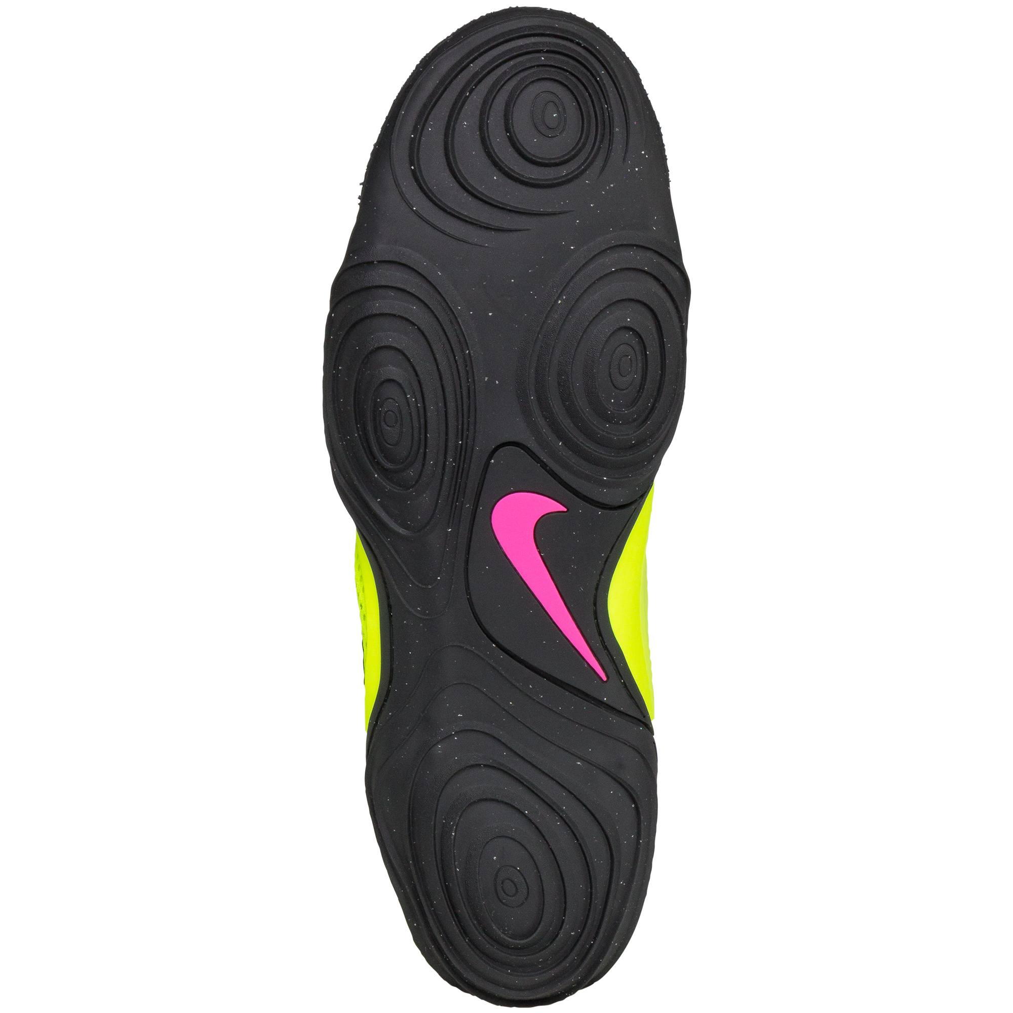 934f901bdbd Nike Hypersweep Unlimited Yellow Hot Pink Black mainNike Hypersweep  Unlimited Yellow Hot Pink Black insideNike Hypersweep Unlimited Yellow Hot  Pink Black ...