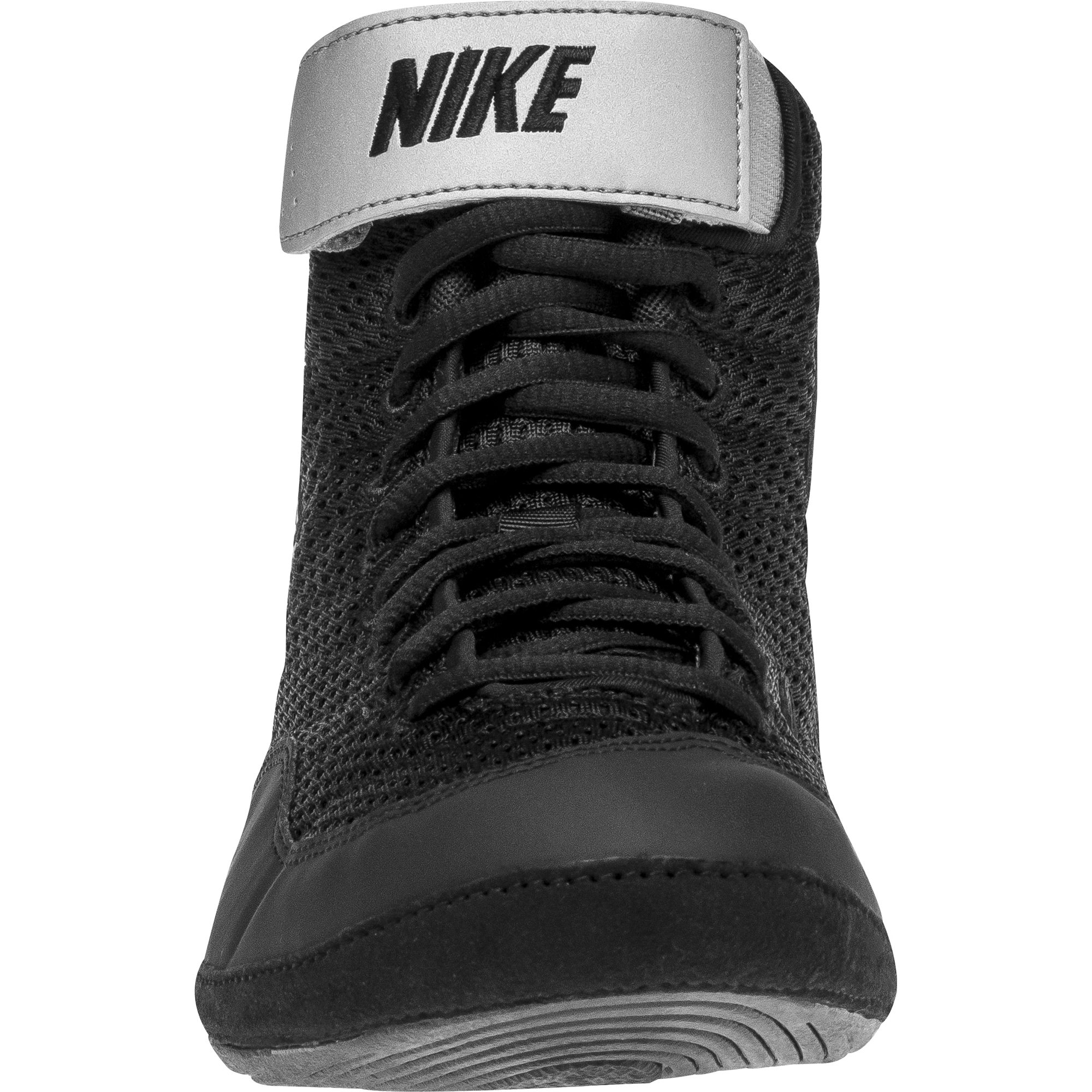 ... Inflict 3 Black Silver backNike Inflict 3 Black Silver sole 8117eb779
