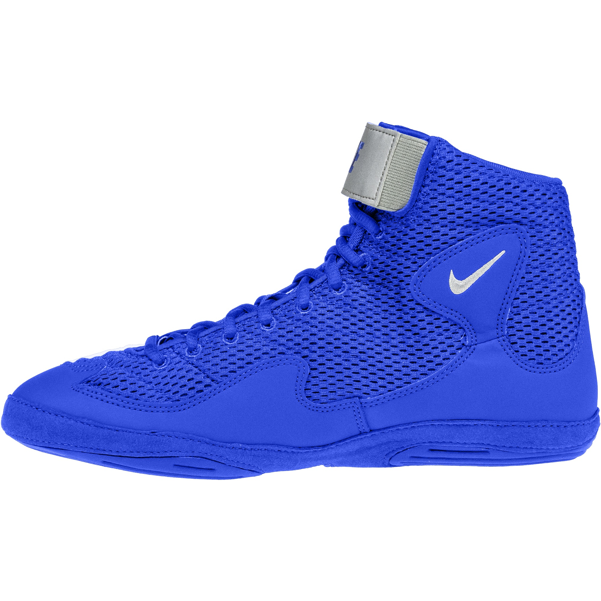 watch 73a83 a3a14 ... insideNike Inflict 3 Royal Blue Silver frontNike Inflict 3 Royal Blue  Silver backNike Inflict 3 Royal Blue Silver sole