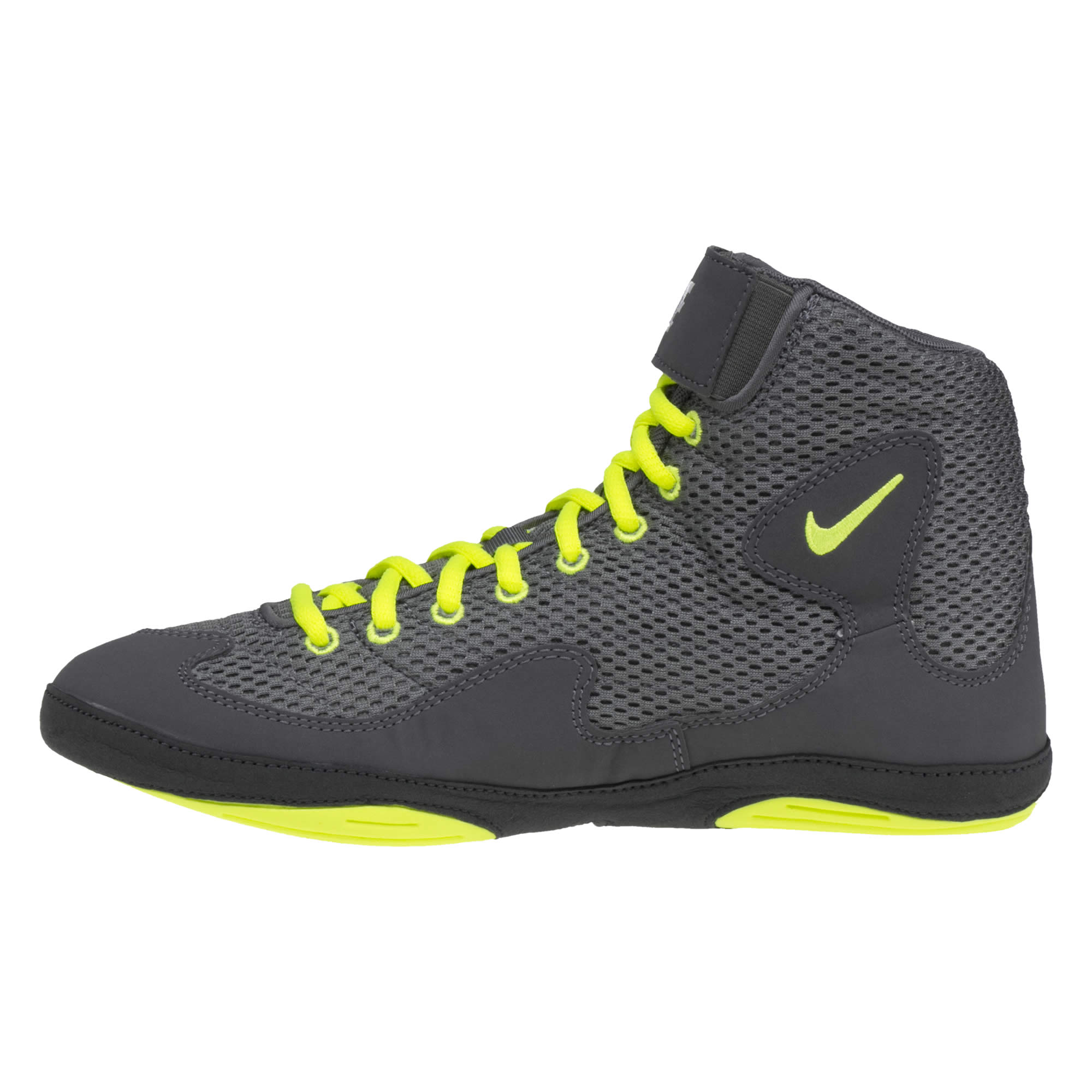 sale retailer 65a12 b340e Nike Inflict 3 Shoes   WrestlingMart   Free Shipping … Inflict 3 Dark Grey  ...