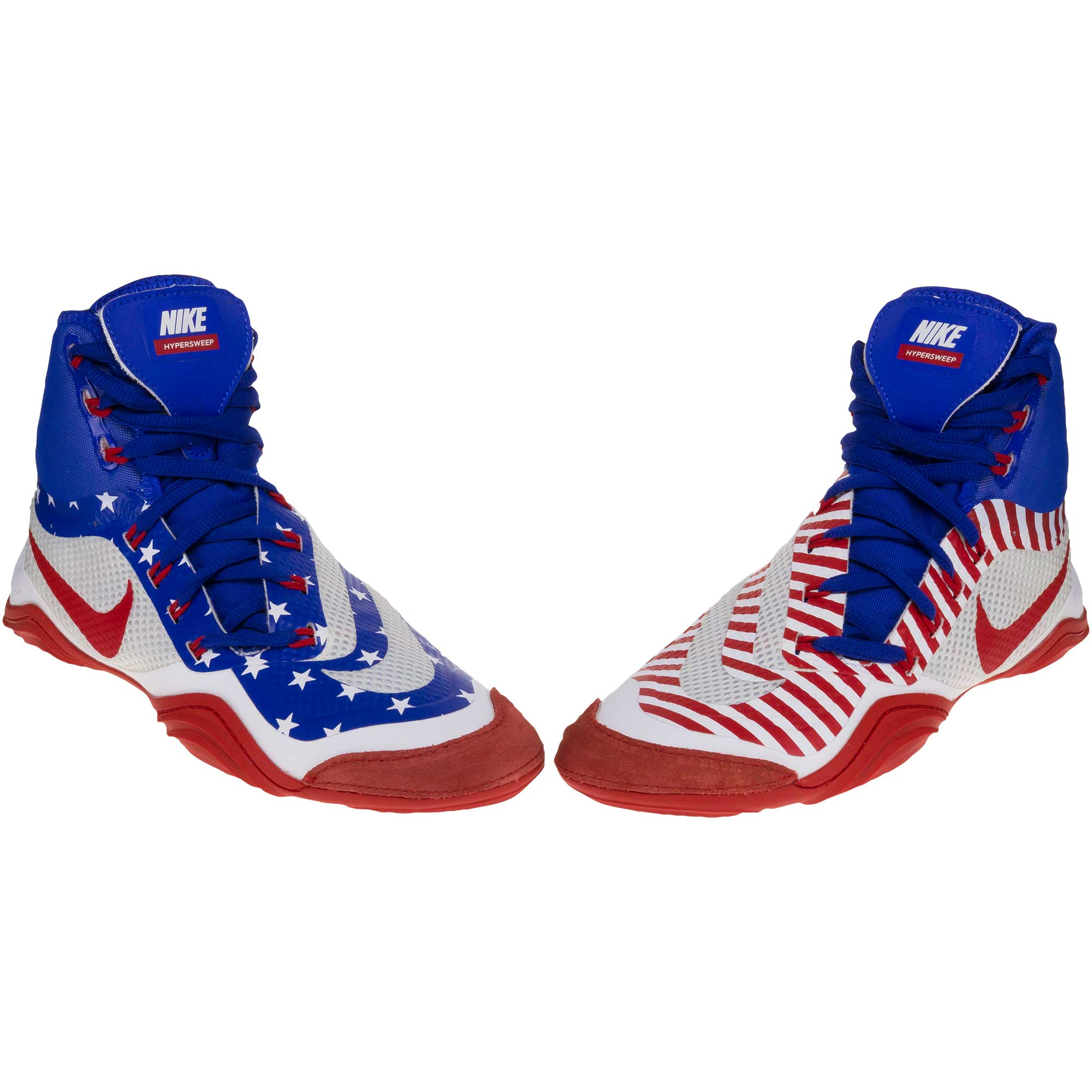 92b276c6bf84 ... RedNike Hypersweep USA White Blue Red ...