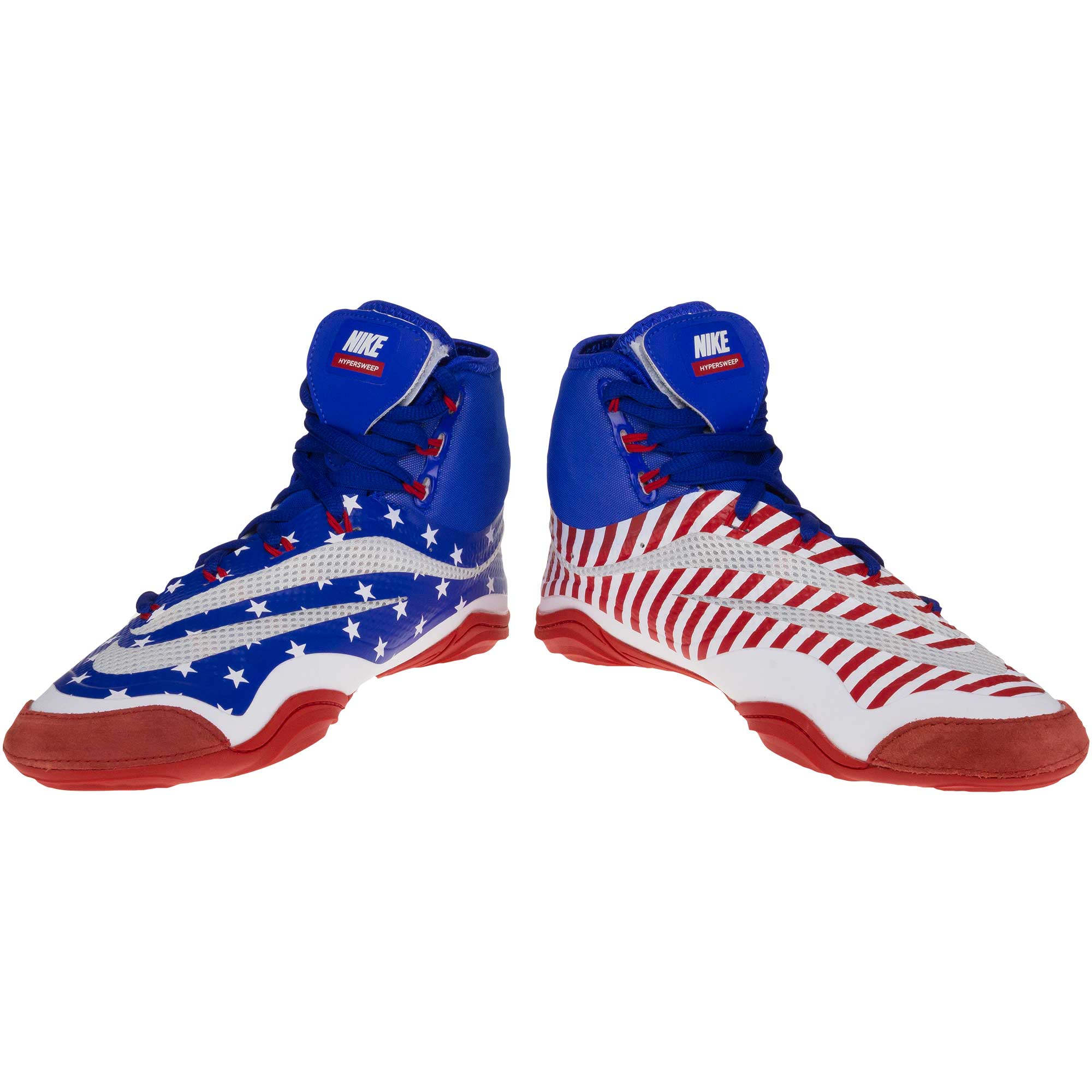 259397289a3b ... RedNike Hypersweep USA White Blue Red Red
