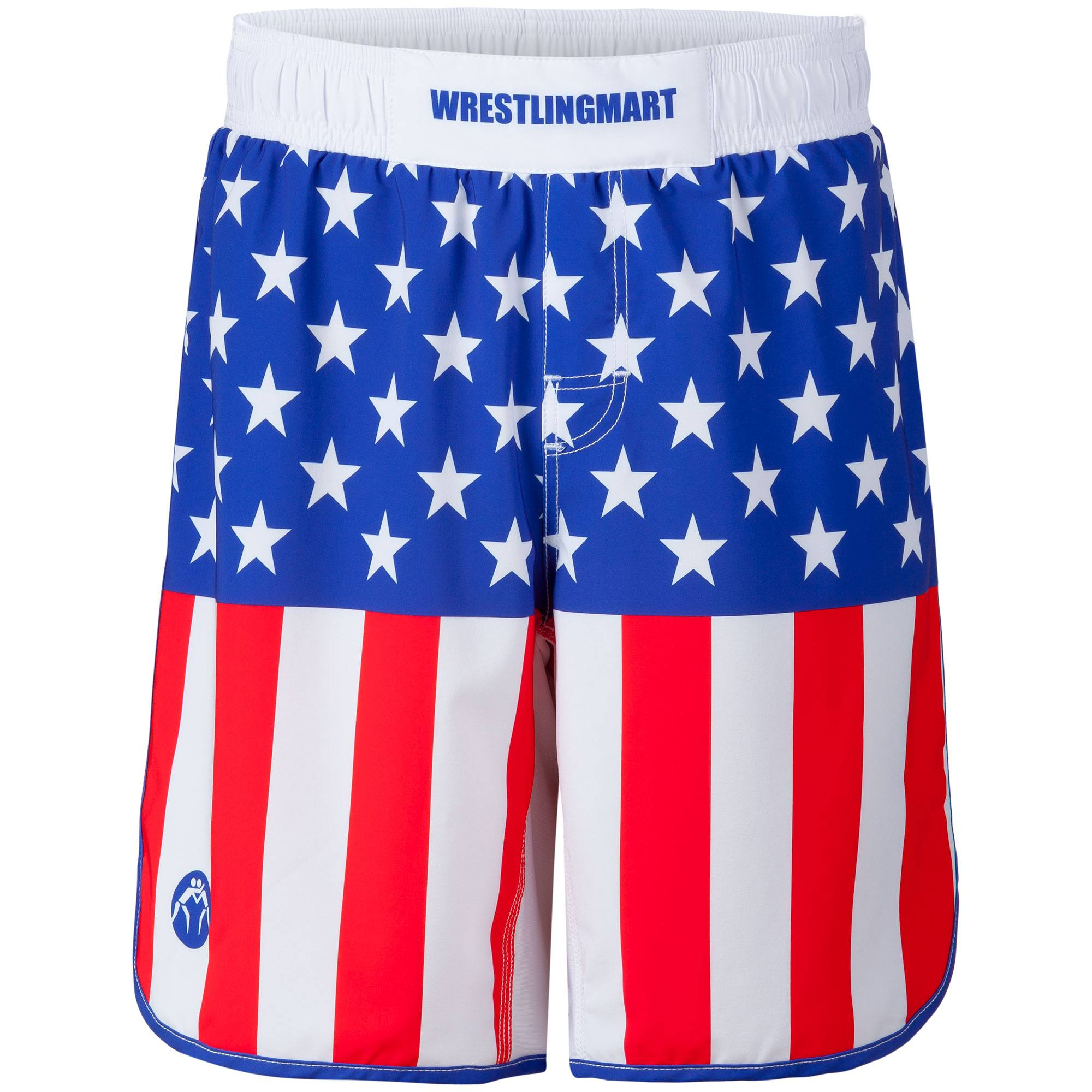 Woldorf USA Wrestling singlet Gym shorts team fighting Tournament competition