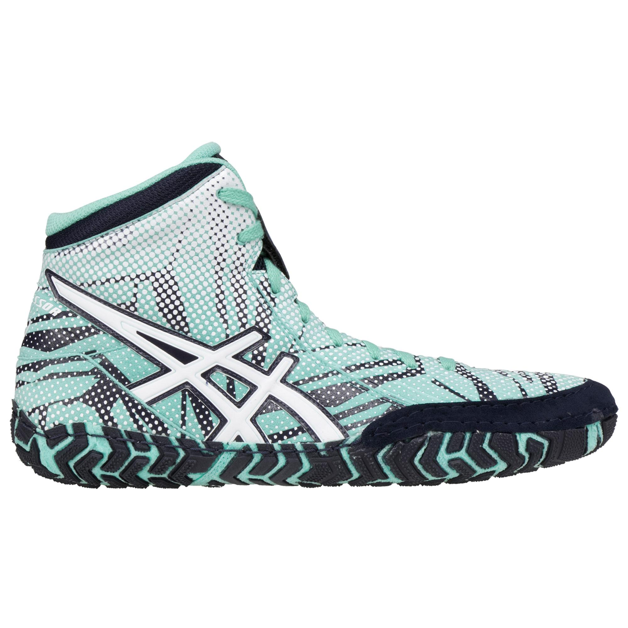 ASICS Aggressor 3 L.E. Geo Shoes | WrestlingMart | Free Shipping