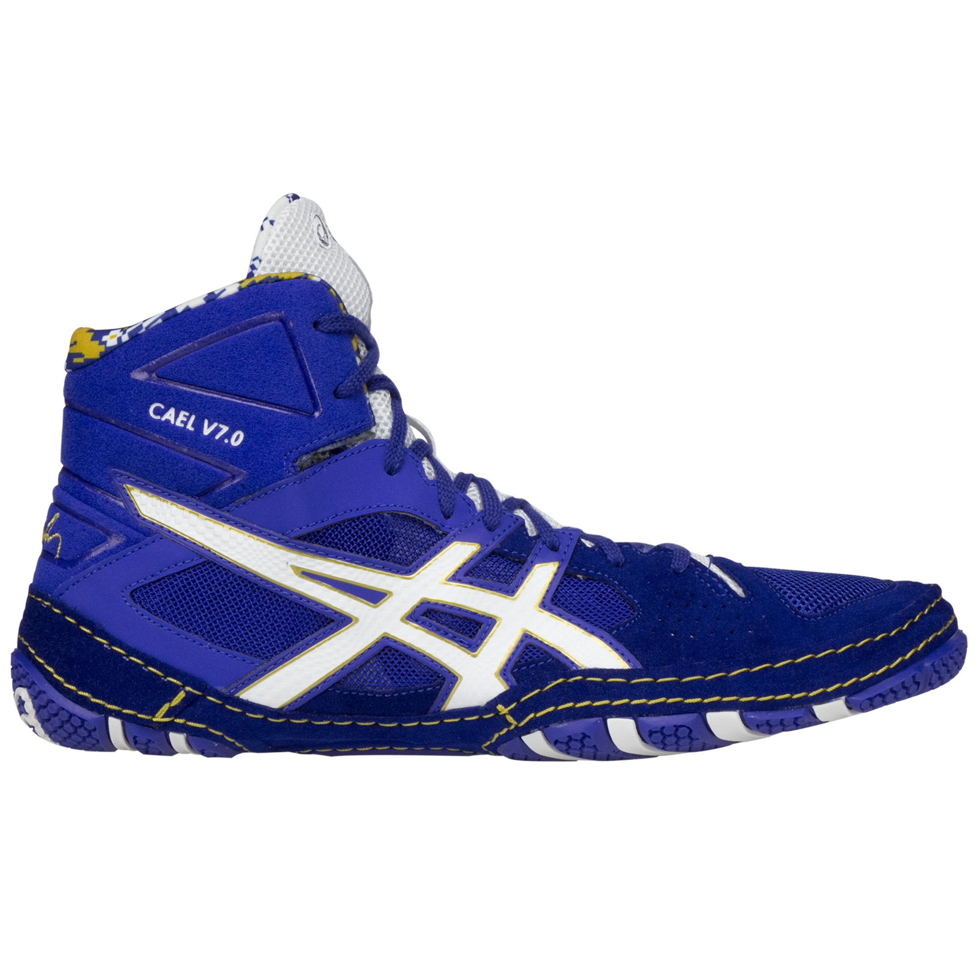 ASICS Cael V7.0 Shoes | WrestlingMart | Free Shipping