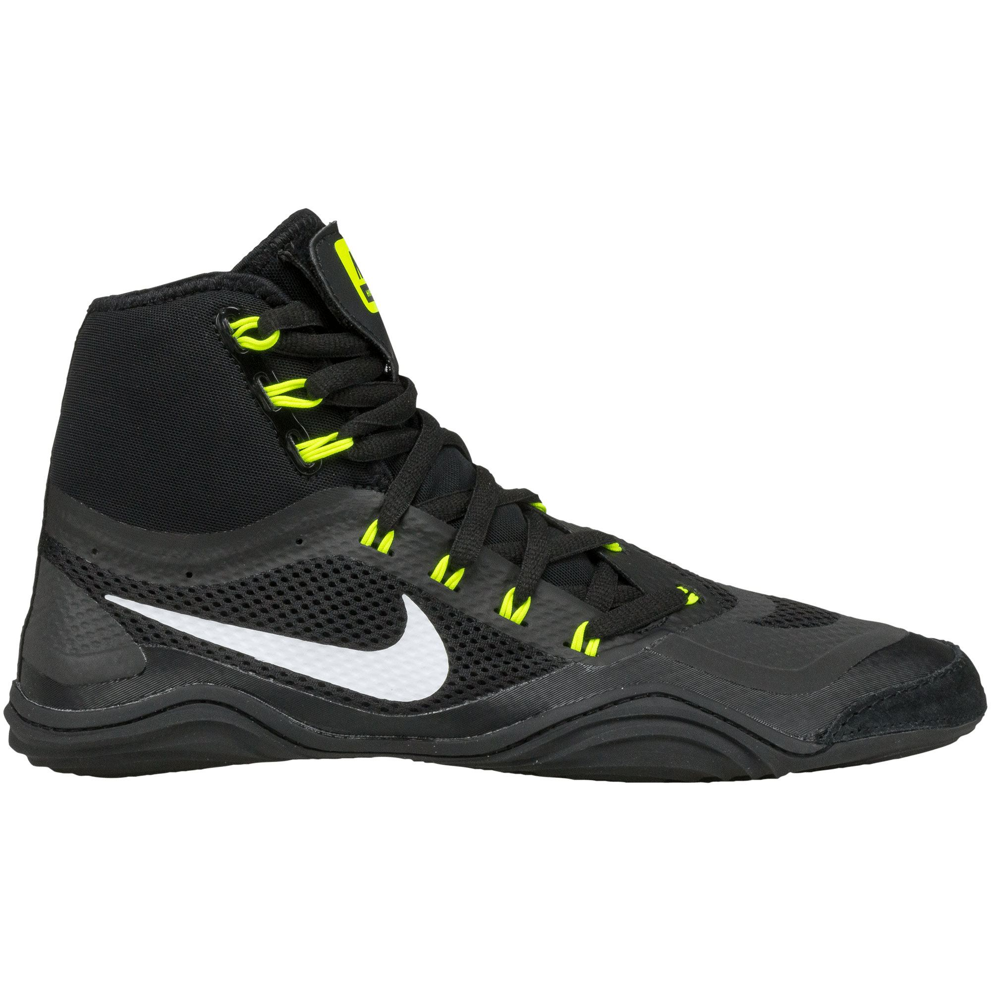 e23c4744880e44 Nike Hypersweep Black black white lime-green main