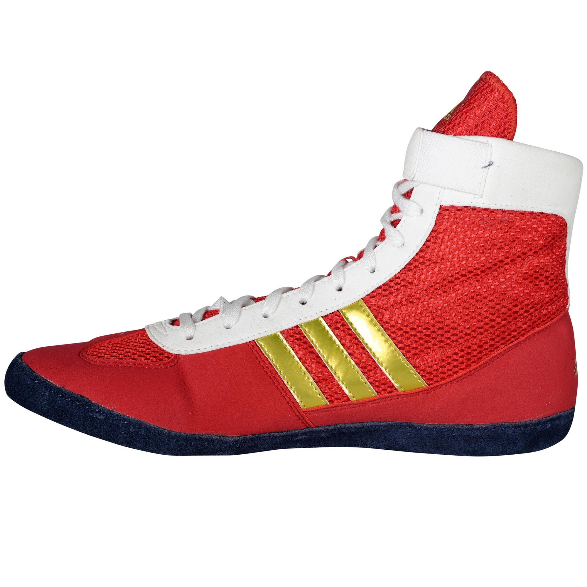 Adidas Combat Speed 4 Jordan Oliver Shoes Wrestlingmart