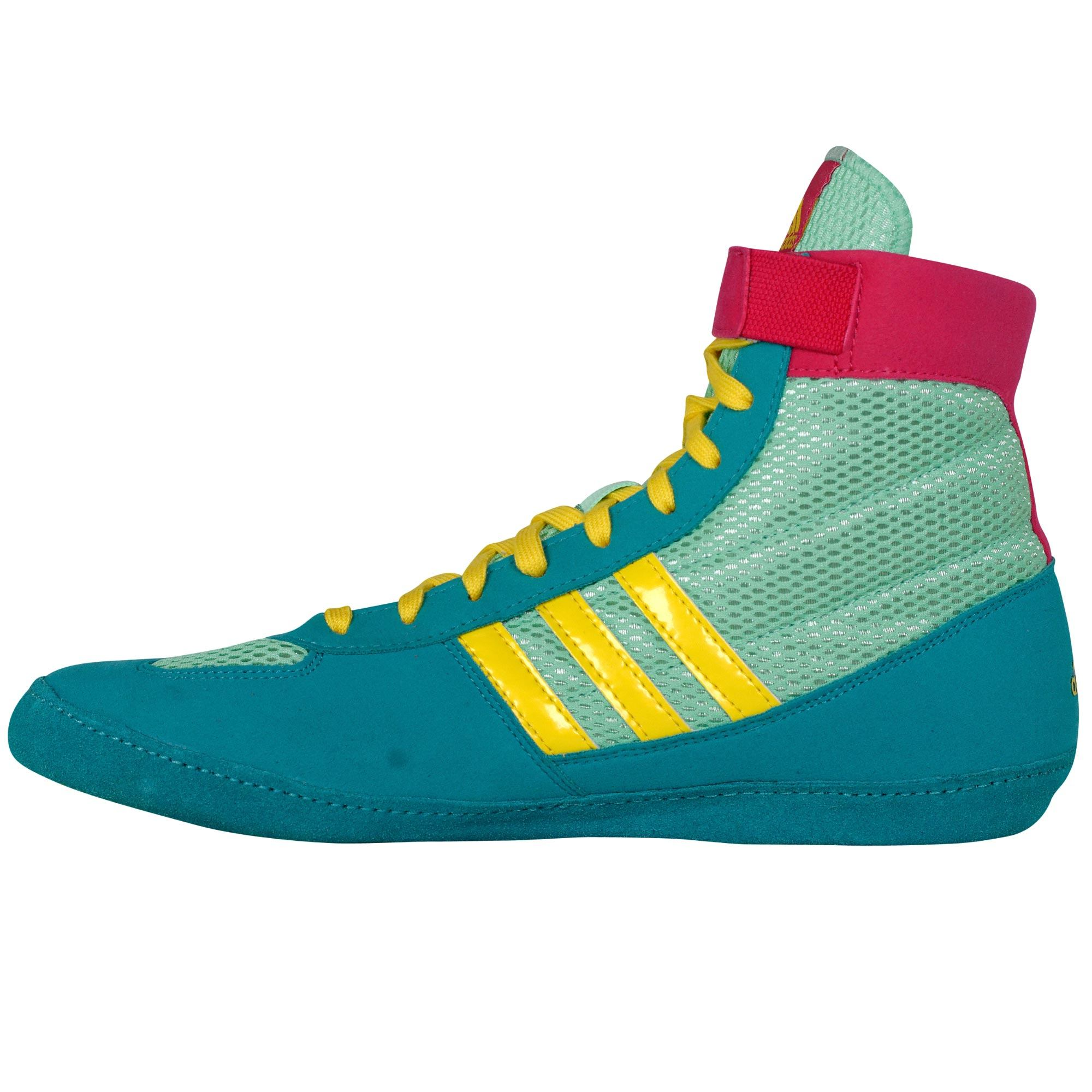 ... outsideAdidas Combat Speed 4 Lime Green Yellow Pink ... 29d65cb16