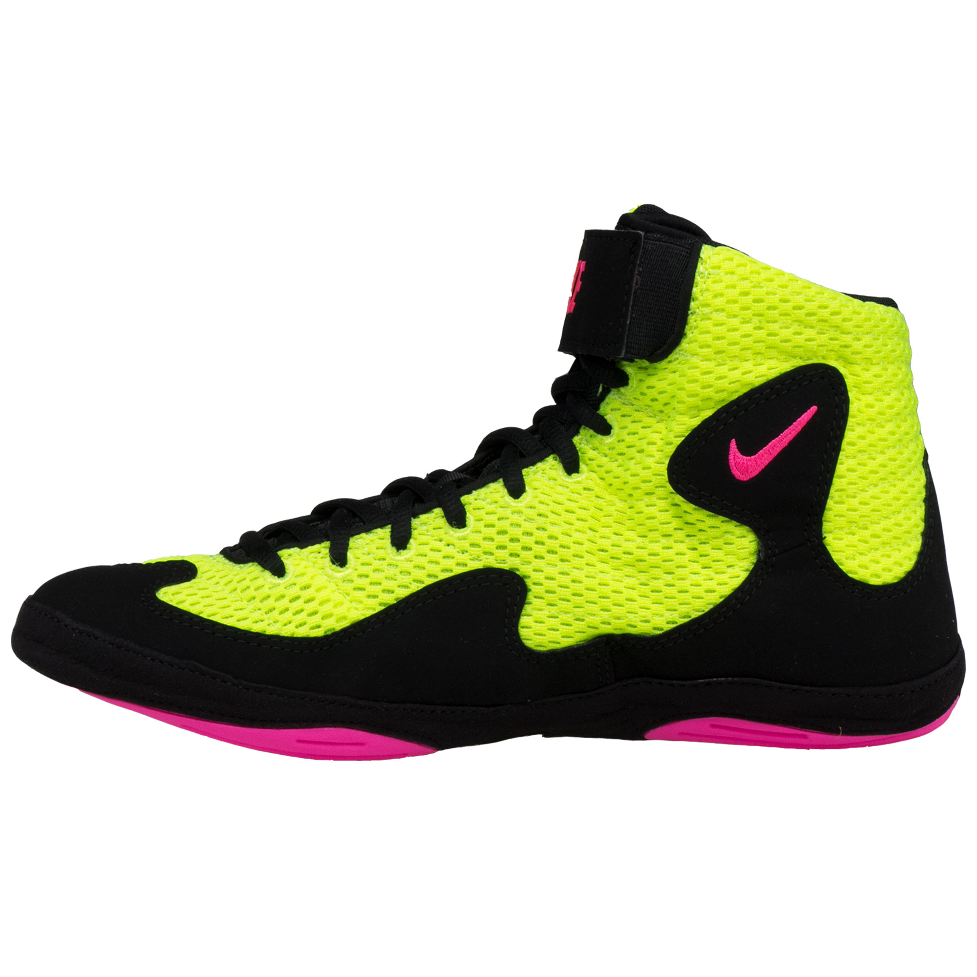 pretty nice 0ab80 ce54b ... Inflict 3 Unlimited Yellow Pink Black frontNike Inflict 3 Unlimited  Yellow Pink Black backNike Inflict 3 Unlimited Yellow Pink Black frontNike  Inflict 3 ...