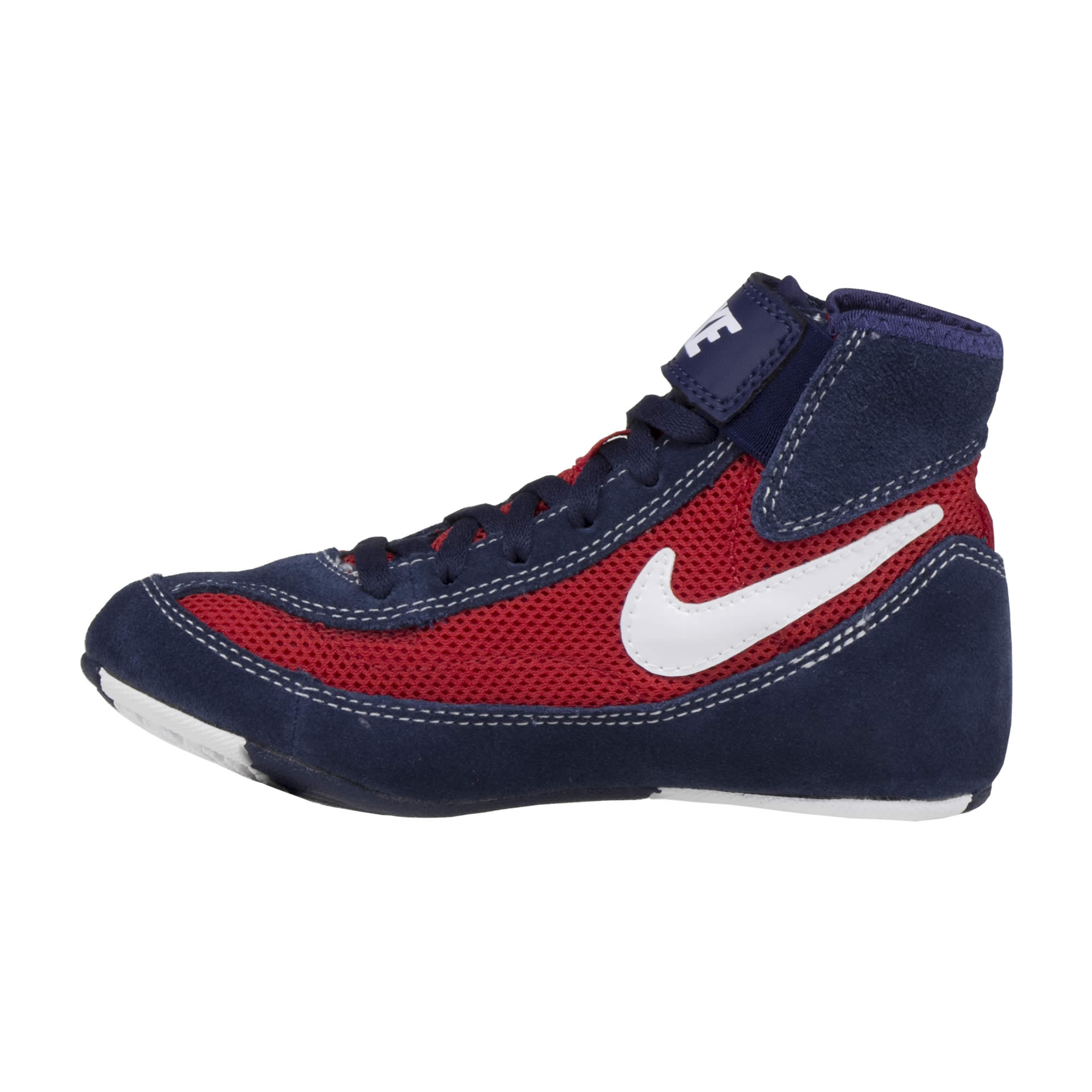 ... Youth Speed Sweep Navy Red White frontNike Youth Speed Sweep Navy Red  White backNike Youth Speed Sweep Navy Red White sole cb3f253e9896