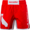 WM CA Republic Hex Fight Short Red White main