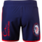 CA USA 2017 Womens Fight short Navy Red White back