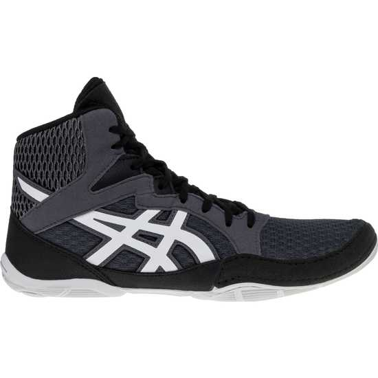 ASICS Youth Snapdown 3 GS-Grey-White-Black