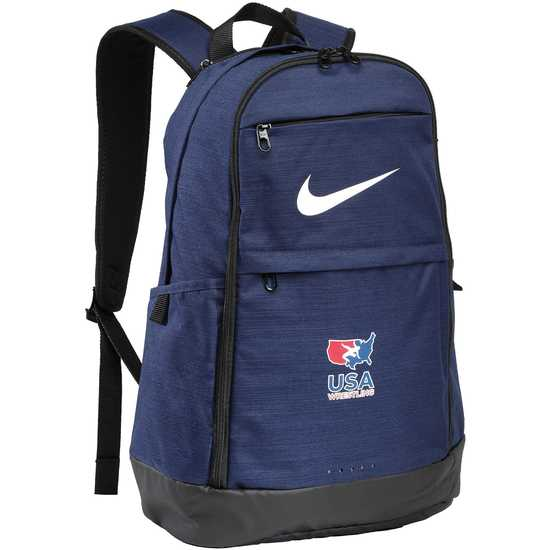 Nike USAW Team Back Pack-Navy