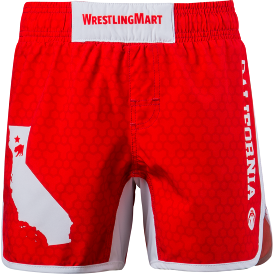 WM CA Republic Hex Fight Short W