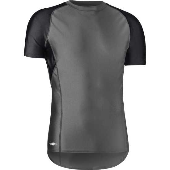 Matman Compression Top Dark Grey/Black