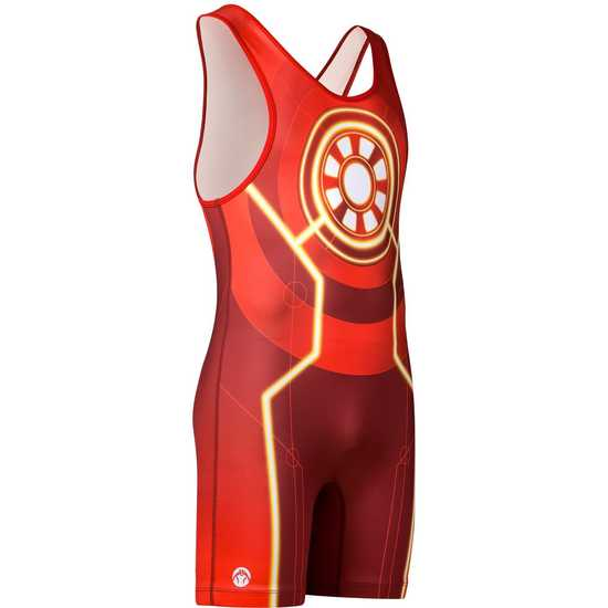 WM Reactor Singlet Red