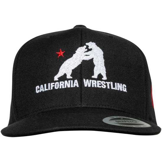 WM-Wrestling-Bears-Snapback-Black