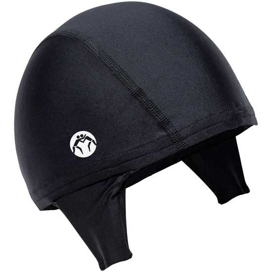 WrestlingMart Hair Cap-Black