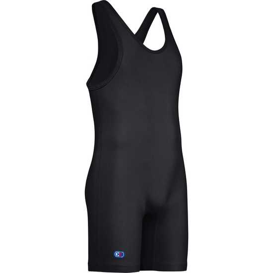 Cliff Keen Relentless Singlet Black