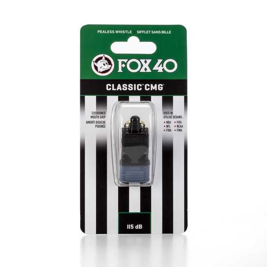 Fox 40 Classic with Cushion Mouth Grip(CMG)