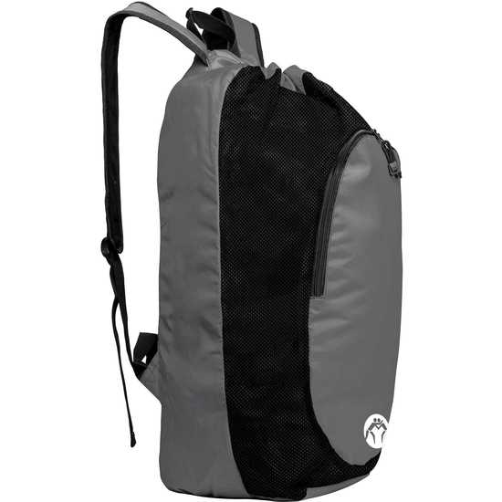 WrestlingMart Gear Bag-Grey