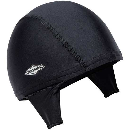 Matman Hair Cap-Black