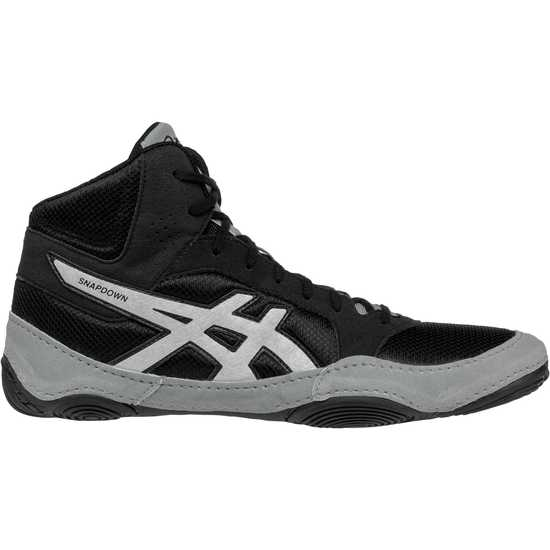 ASICS Snapdown 2-Black-Silver
