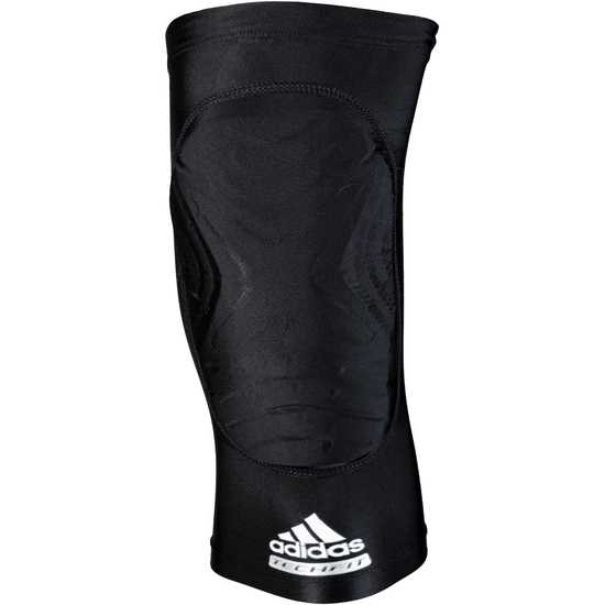 Adidas aK101 Padded Knee Sleeve-Black