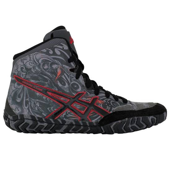 Asics Aggressor Wrestling Shoes Review